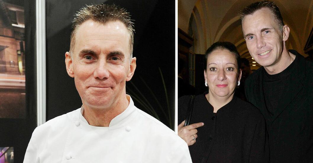 Tv-kocken Gary Rhodes bortgång