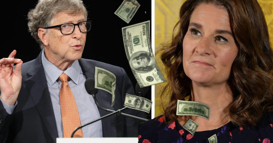Bill Gates och Melinda Gates går skilda vägar efter 27 år som gifta