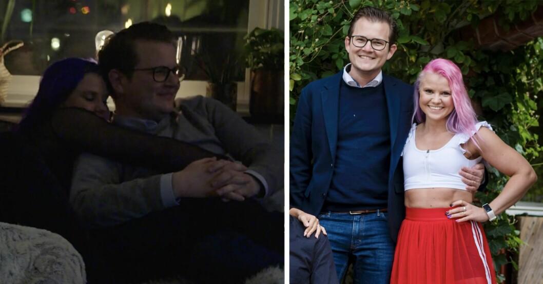 Elina Raeder, Jacob Claesson, Gift vid första ögonkastet 2020