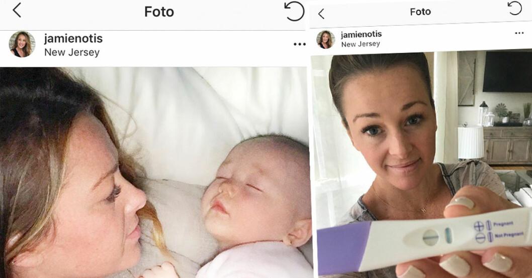 Amerikanska Gift vid första ögonkastet-deltagaren Jamie Otis har fått missfall en dag efter att hon avslöjade sin graviditet.