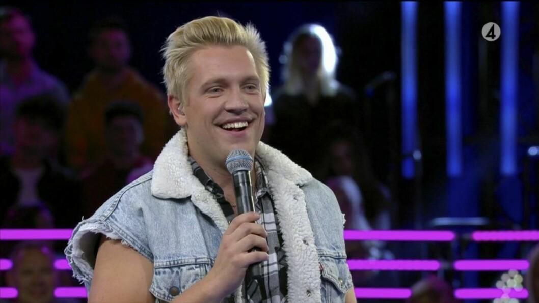 Gottfrid Krantz Idol 2019
