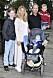 Magdalena Graaf med familj
