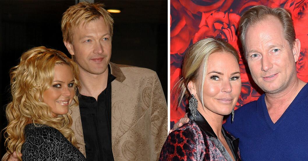 Magdalena Graaf, Magnus Hedman och Filip Larsson
