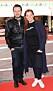 Gry Forssell och Alex Kossek på röda mattan
