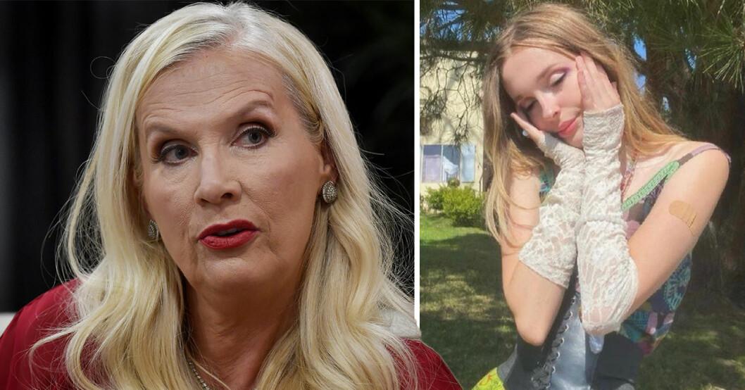 Gunilla Persson, Erika Persson