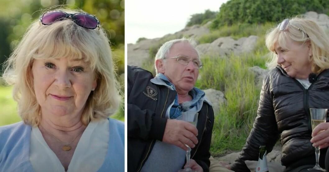 Gunilla och Leif i Bonde söker fru - Jorden runt