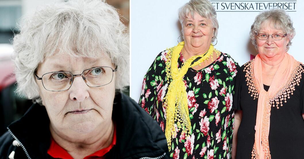 Gunnel Hyvönen och Maritta Söderström