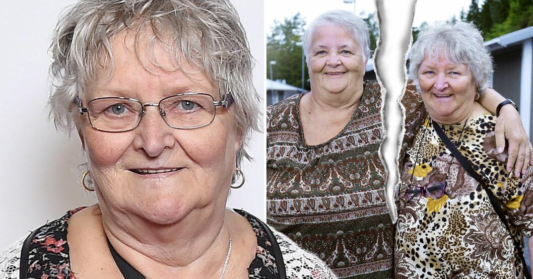 Gunnel Hyvönen och Maritta Söderström från Ullared.
