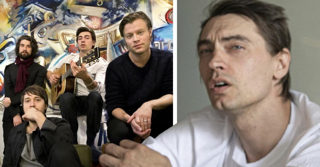 Mando Diao och Gustaf Norén