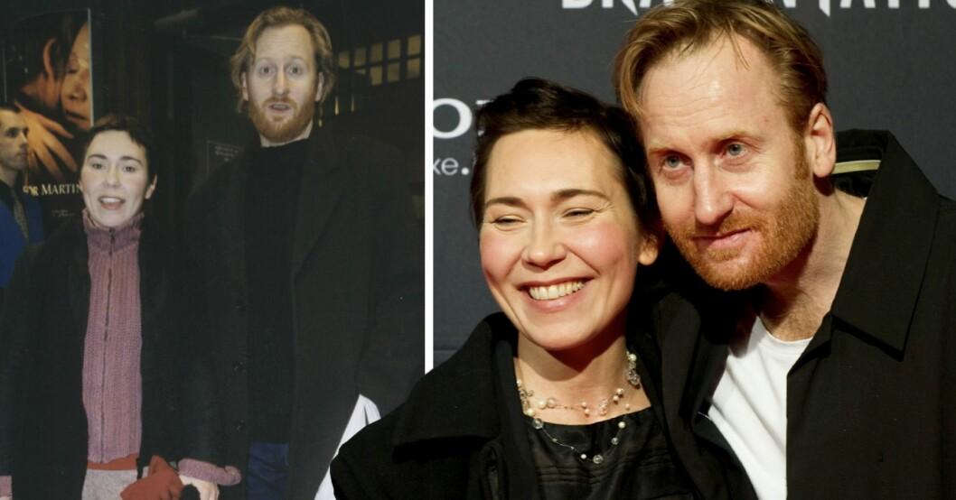 Så lever Gustaf Hammarsten och Jessica Liedberg idag – 20 år efter filmen Tillsammans