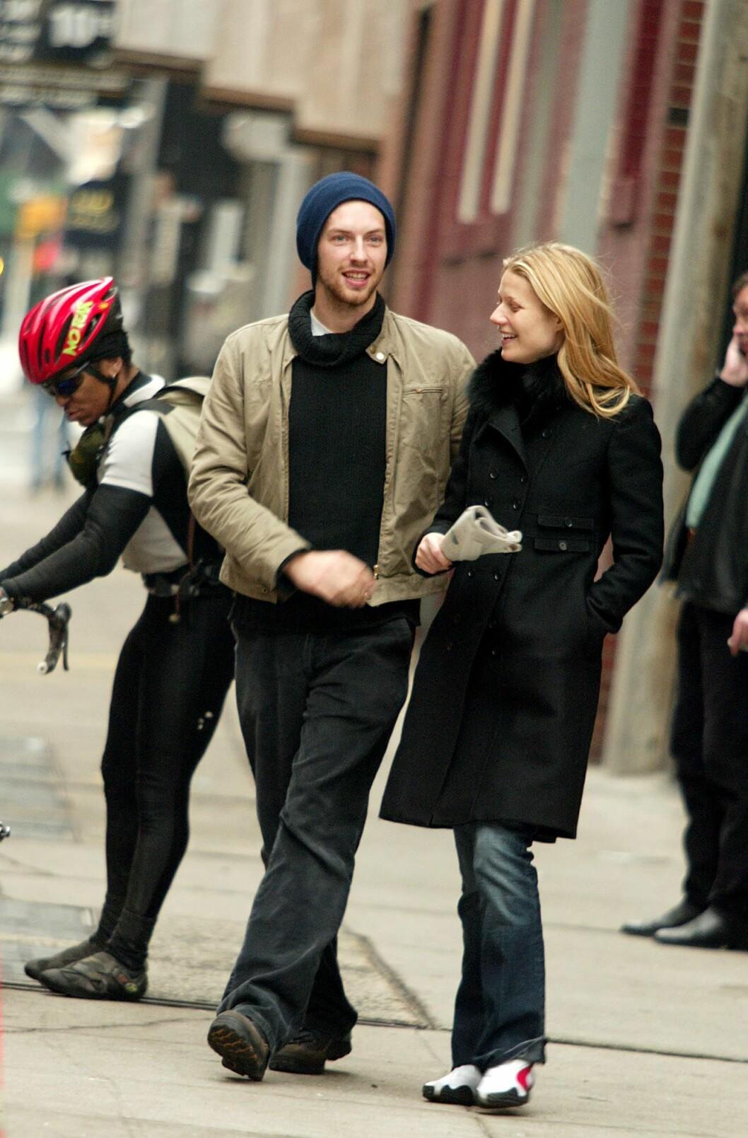 Gwyneth Paltrow with new love