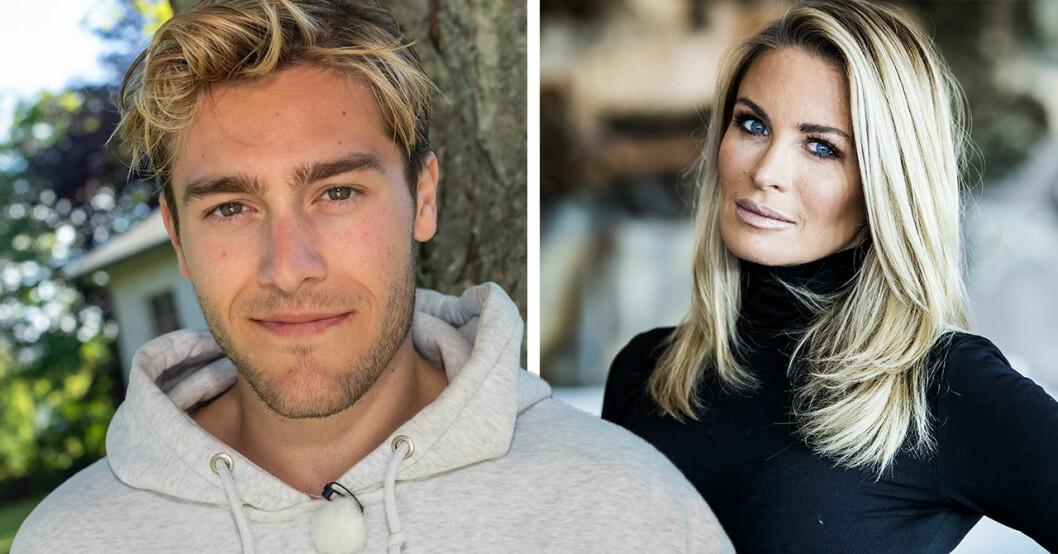 Benjamin Ingrossos oväntade ord om Carolina Gynning – efter uppbrottet