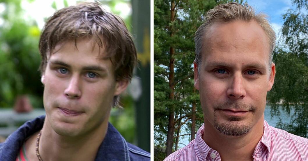 Anders Habenicht spelade David i Eva & Adam 1999-2001.
