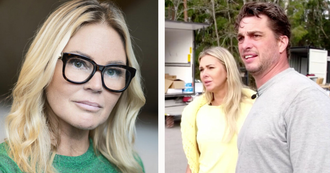 Magdalena Graaf kritiserar Anders knackar på med systern Hannah