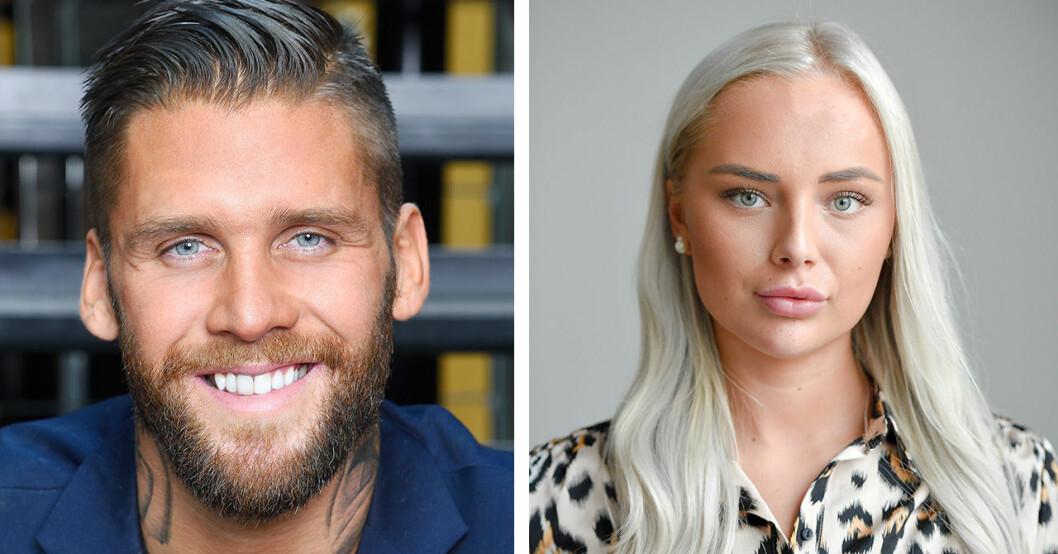 Hanna Bodelson och Simon Hermansson har dejtat.