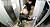 Efter att mannen misshandlat kvinnan instruerar han henne hur hon ska städa hissen från blod och sönderslagna glasflaskor.