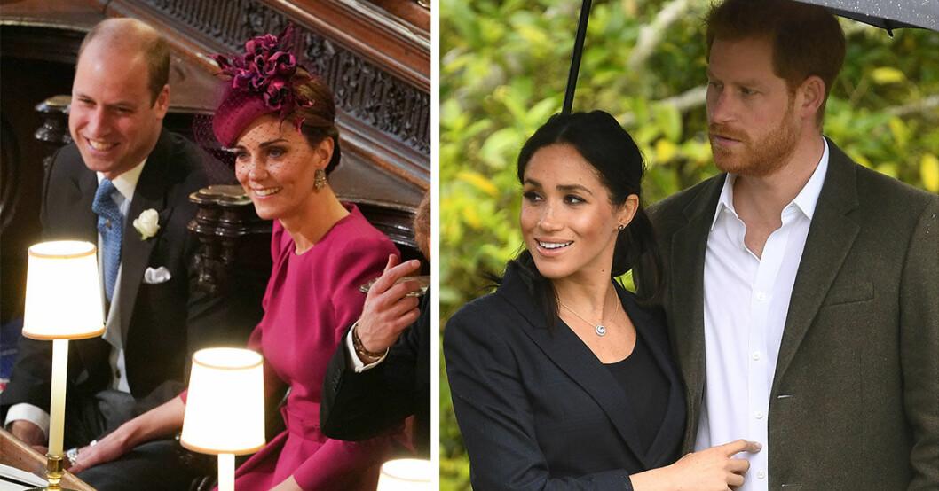 Meghan Markle och prins Harry skapar ny trend