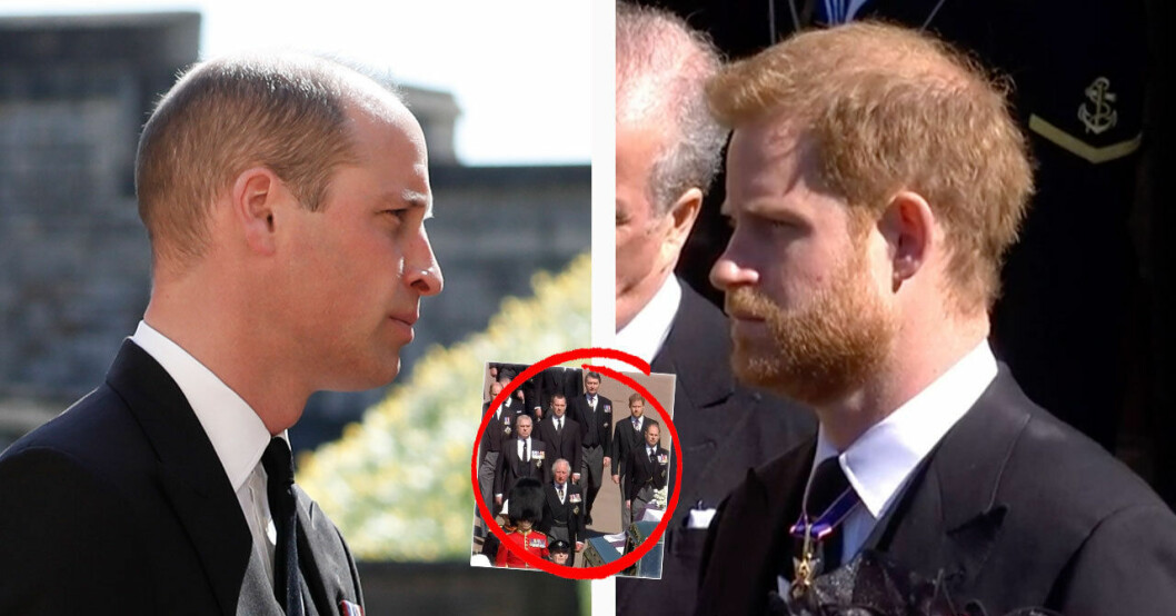 Prins William, prins Harry