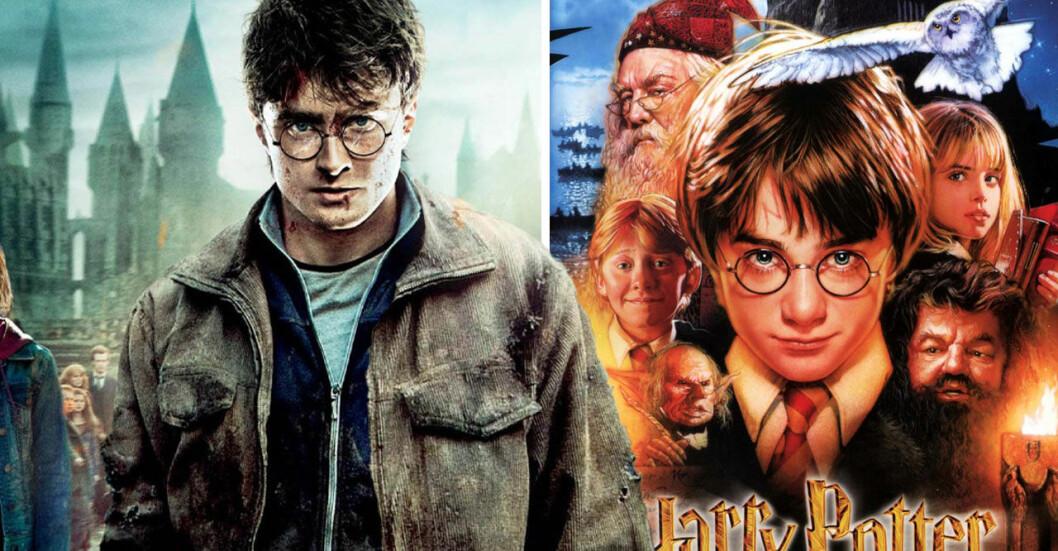 Daniel Radcliff i Harry Potter