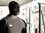 Hayes Jemide som personlig tränare i Solsidan.