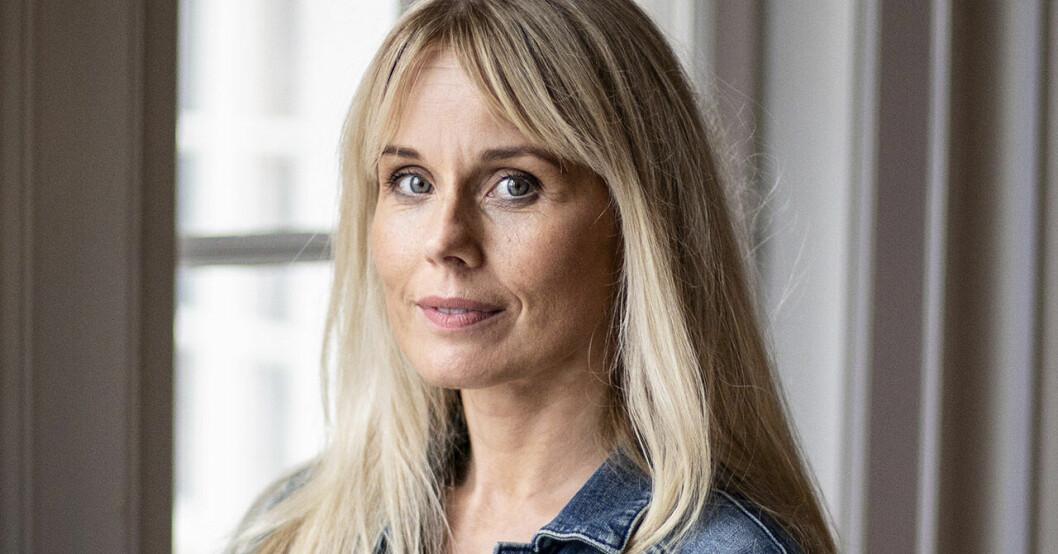 Helena af Sandeberg.