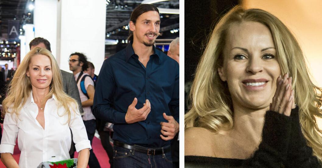 Helena Segers familjelycka med Zlatan – nya bilderna visar sanningen