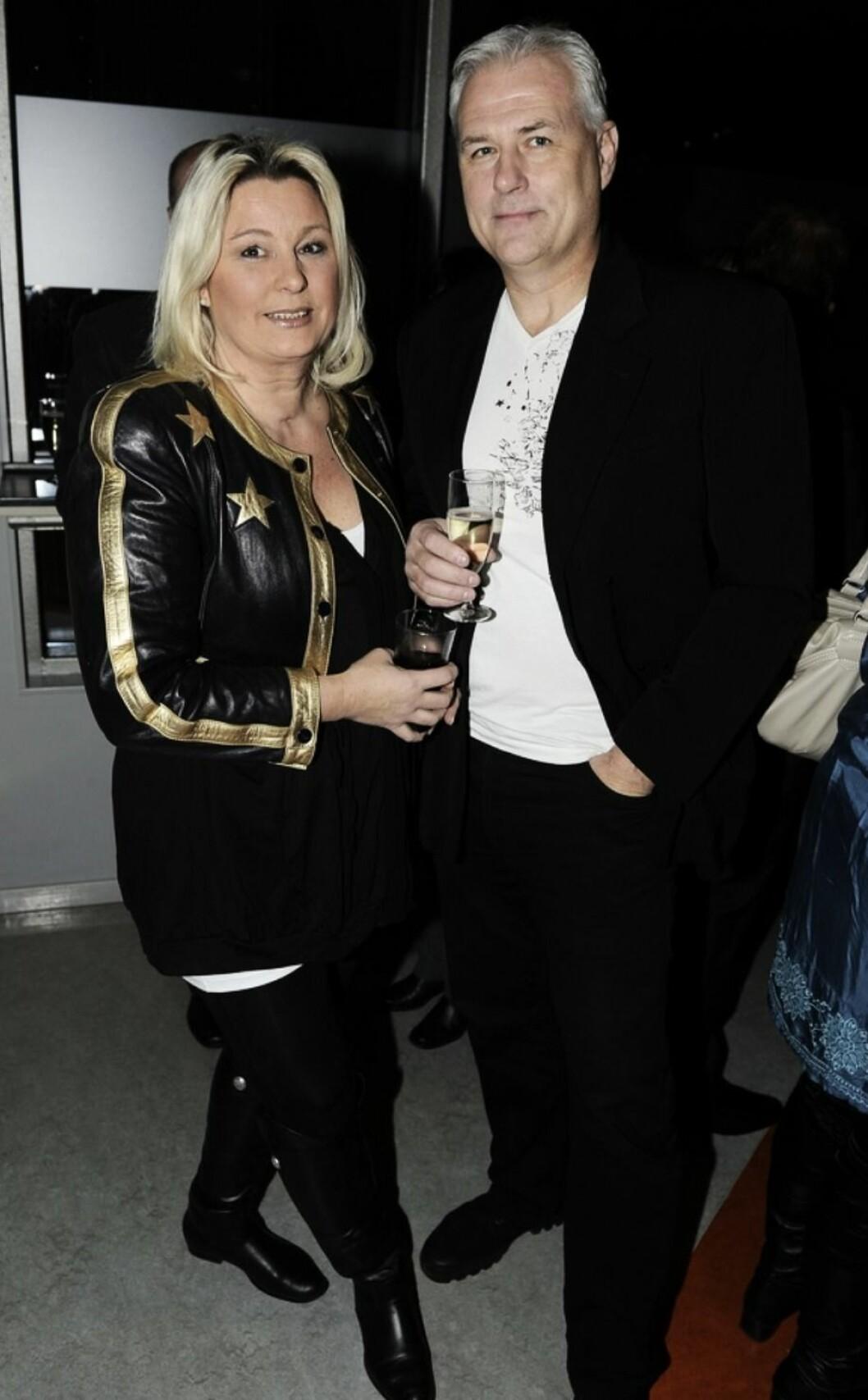 Helena och Glenn år 2010