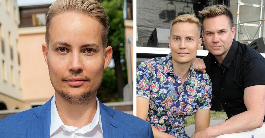 Henrik Alsterdal om relationskampen med Anders Pihlblad