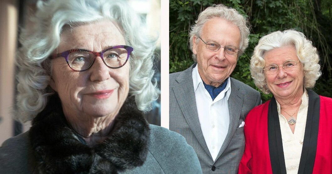 Birgitta Lindqvist om skilsmässan från Herman