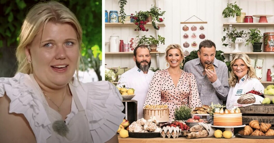 Hilda vann Hela Sverige bakar 2020