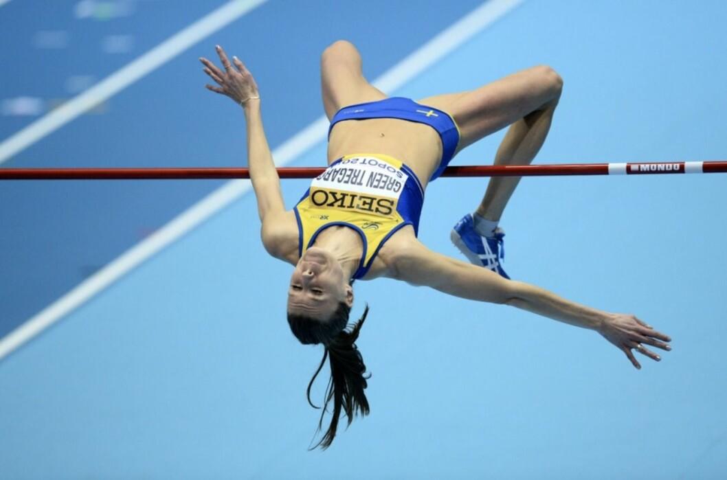 Emma Green hoppar höjd