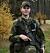 Mikael Tornvings son Hugo Tornving i Försvarsmakten