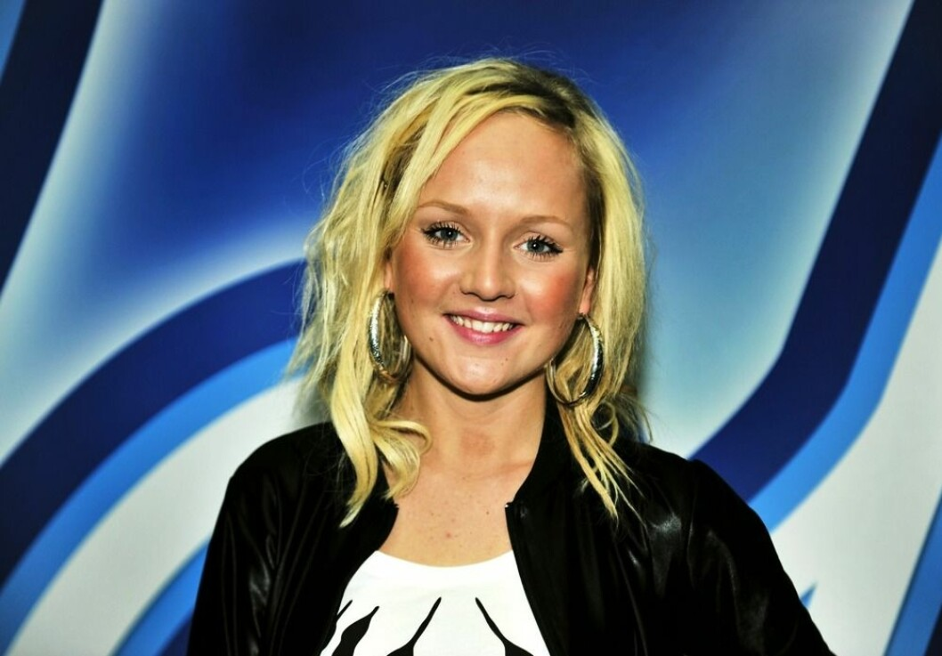 Anna Bergendahl i Idol 2008