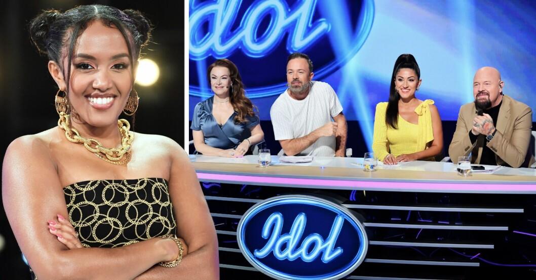 Idol fredagsfinal, Nadja Holm, Idoljuryn