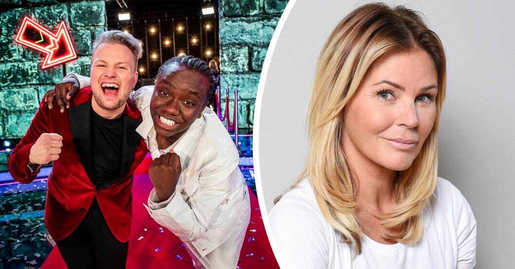 Magdalena Graafs känga mot TV4:s Idol – efter beslutet