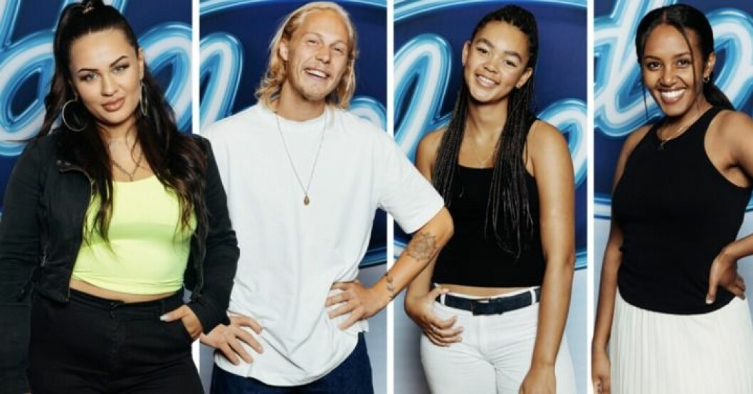 Idol semifinal 2020