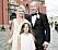 Ingemark Stenmark på dottern Nathalie Stenmarks bröllop