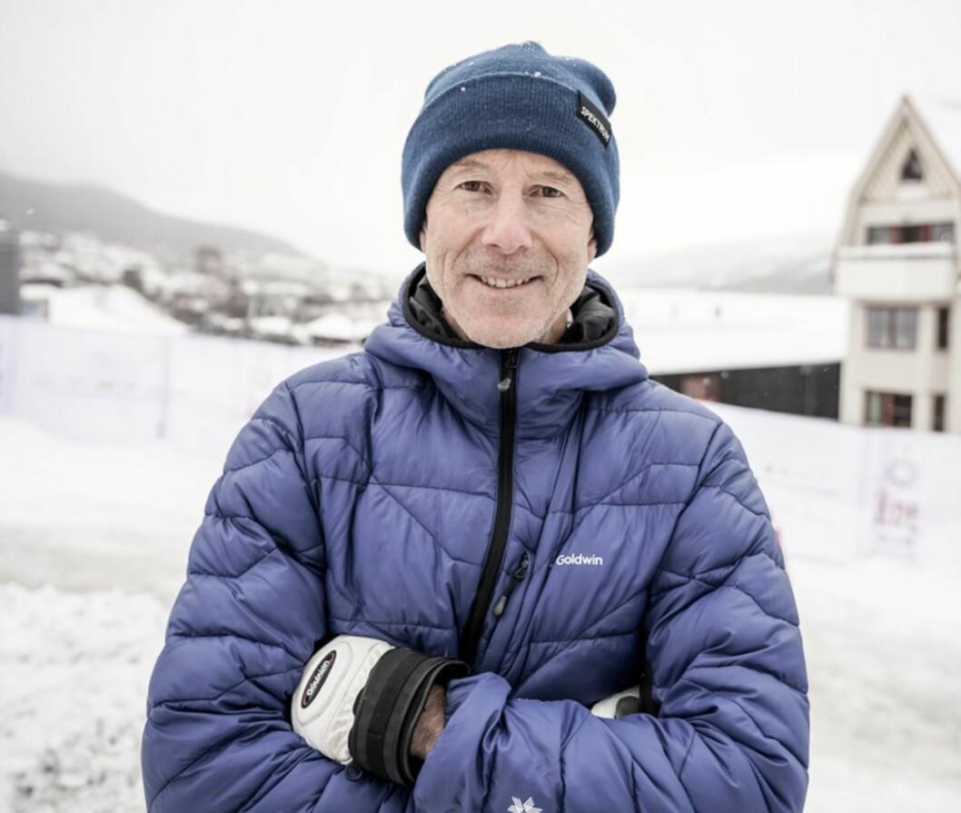 Ingemar Stenmark i Superstars på hemmaplan