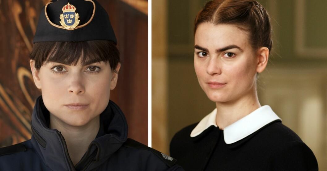 Karin Franz-Körlof som Irene Huss