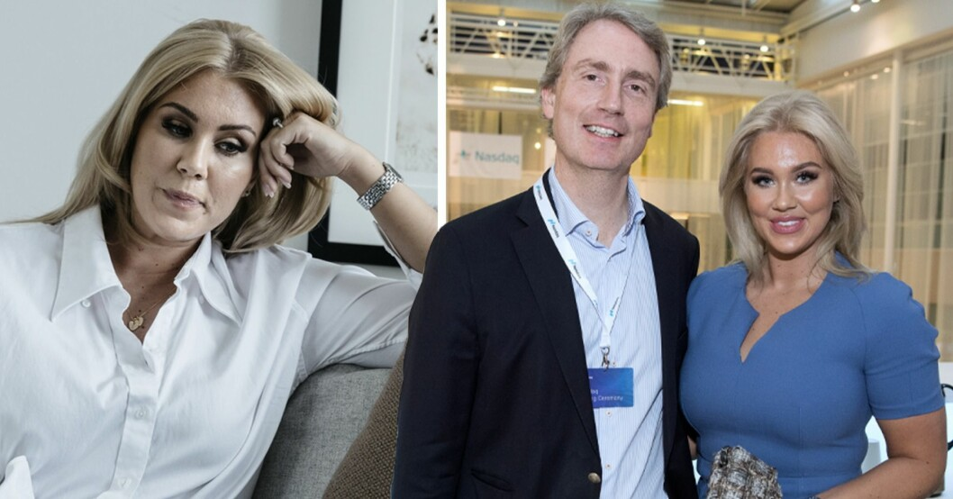 Isabella Löwengrip och Erik Selin – så började och slutade kärlekssagan