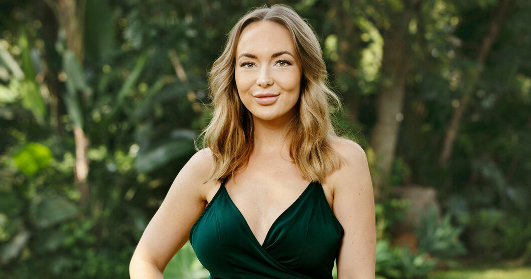 Isabella Englund i Bachelor 2019.