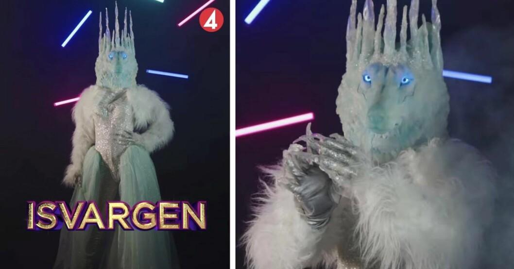 Isvargen i Masked singer