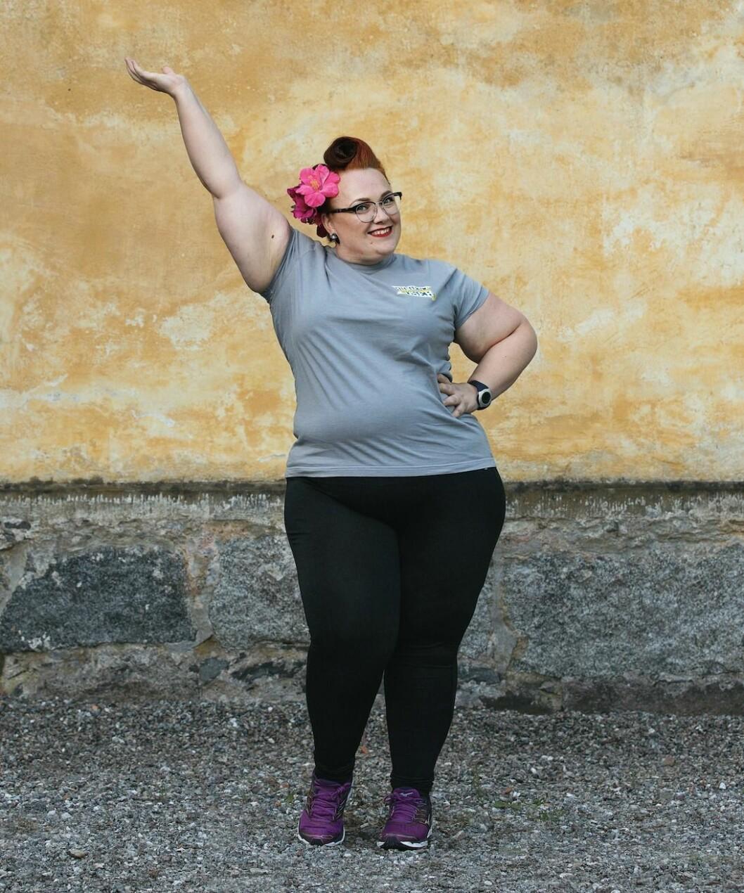 Jaana Hemlin, Enköping i Biggest loser 2020