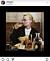 Jack Vilma Videgård på Erik Videgårds Instagram