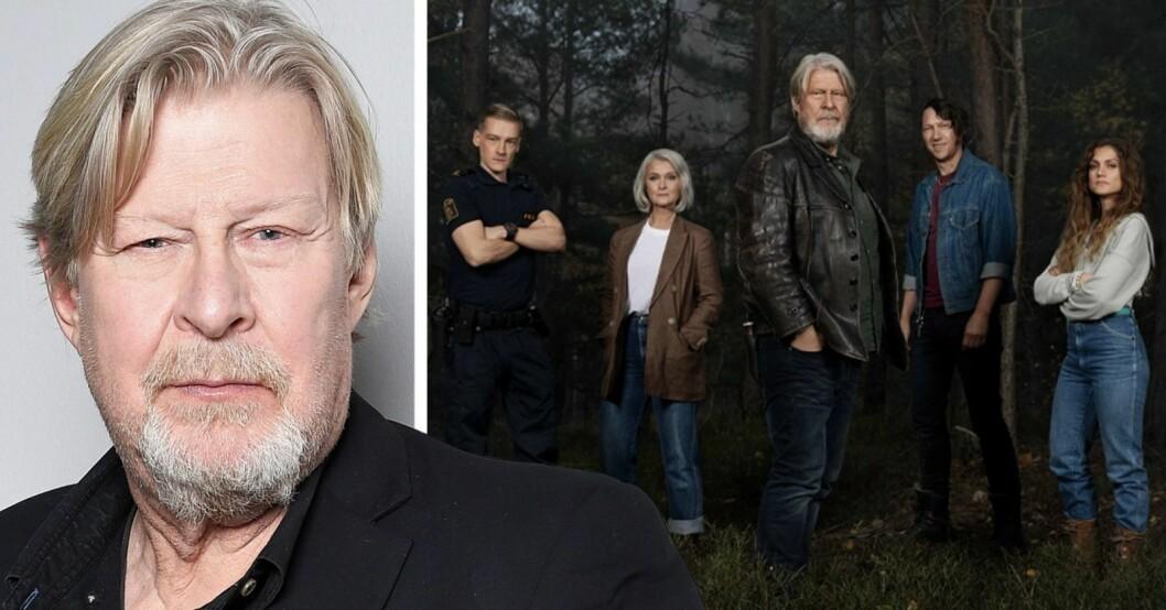 Rolf Lassgård och Jägarna