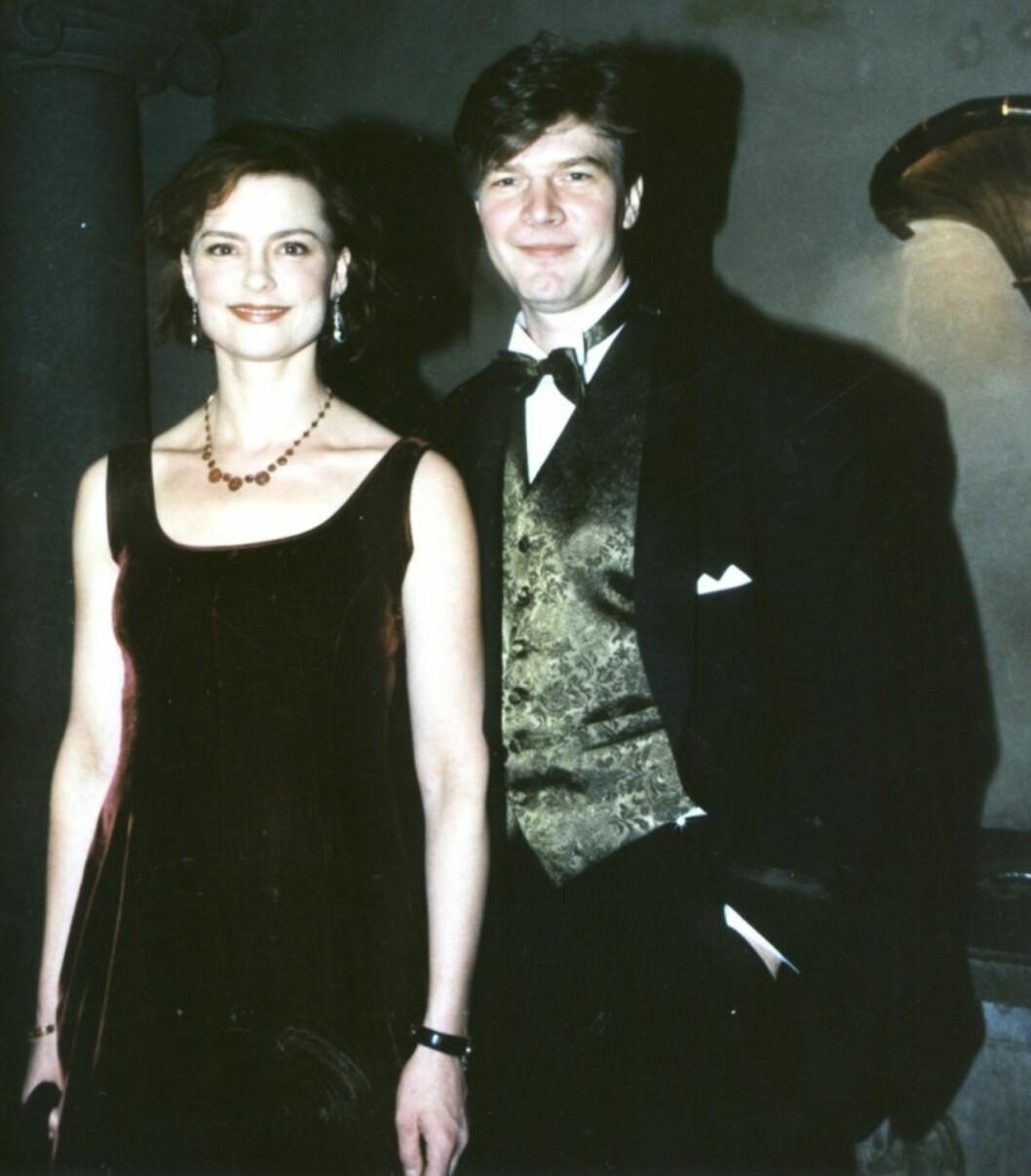 Marie Richardsson och Jakob Eklund