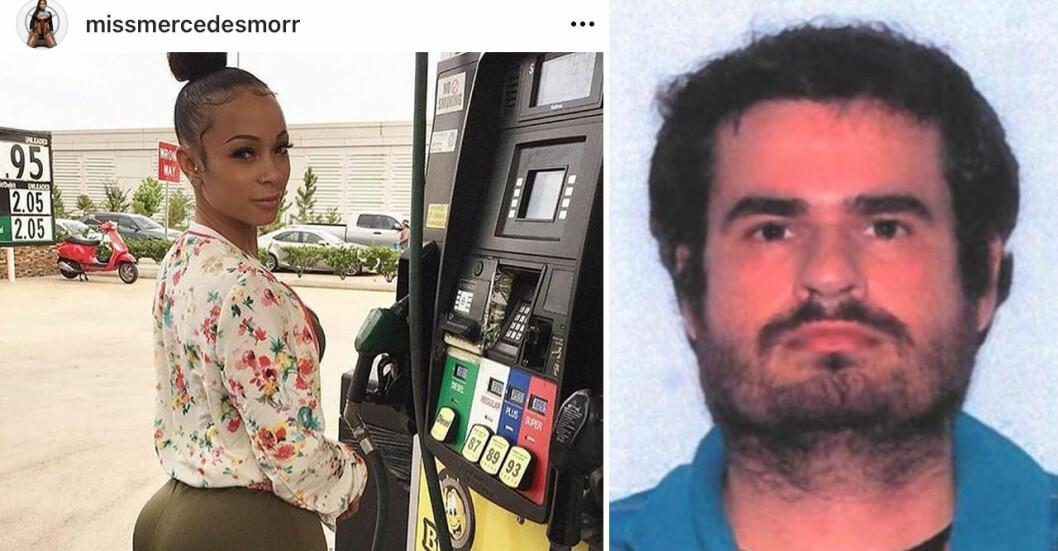 Familjen misstänker att deras dotter Janea Gagnier, känd som Miss Mercedes Morr, mördats av en stalker.