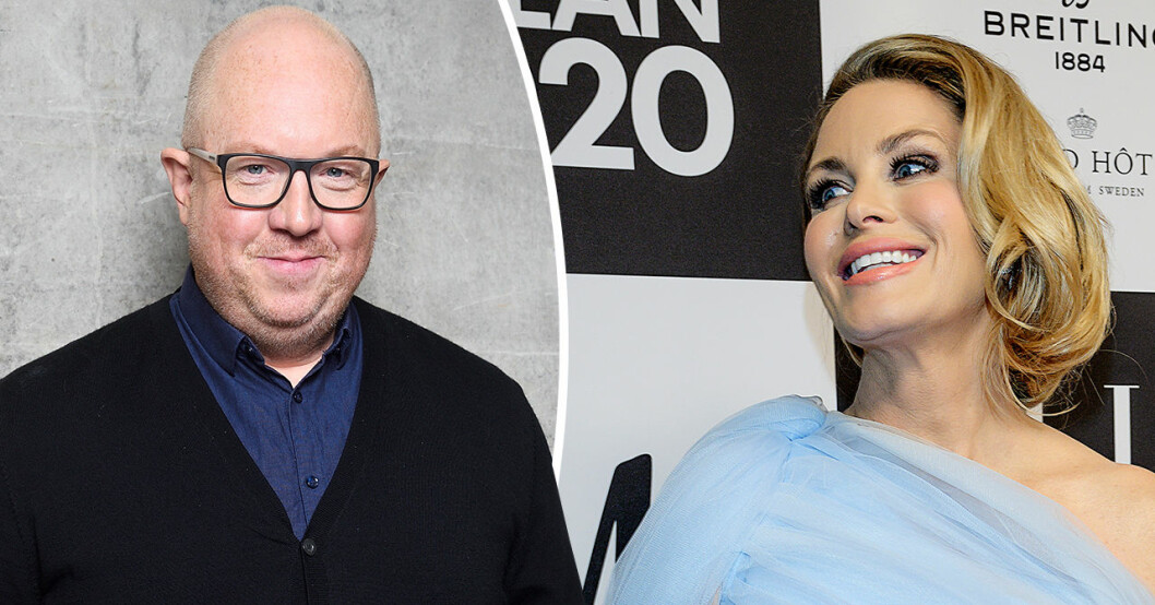 Anders Jansson och Carolina Gynning.