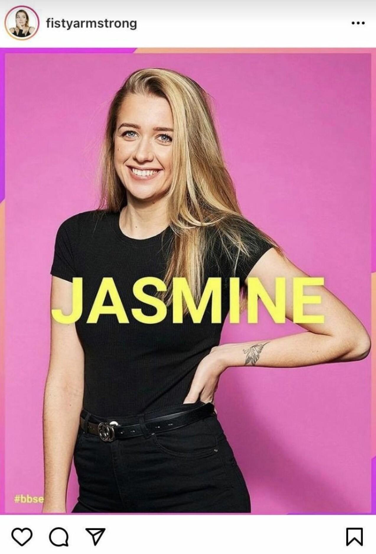 Så är Kirsty Armstrong släkt med Jasmine Armstrong   Hänt