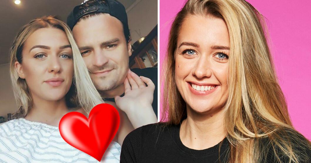 Jasmine Armstrong och Martin Forstén blev ett par i Big Brother 2020.